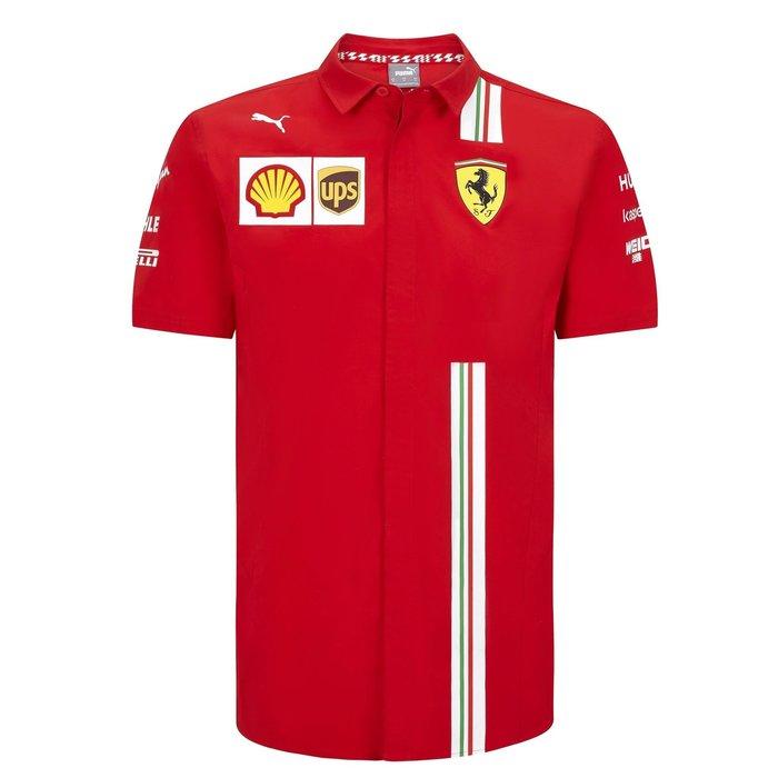 Ferrari法拉利車隊2020經理衫