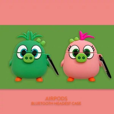 Angry Birds 憤怒鳥airPods Case