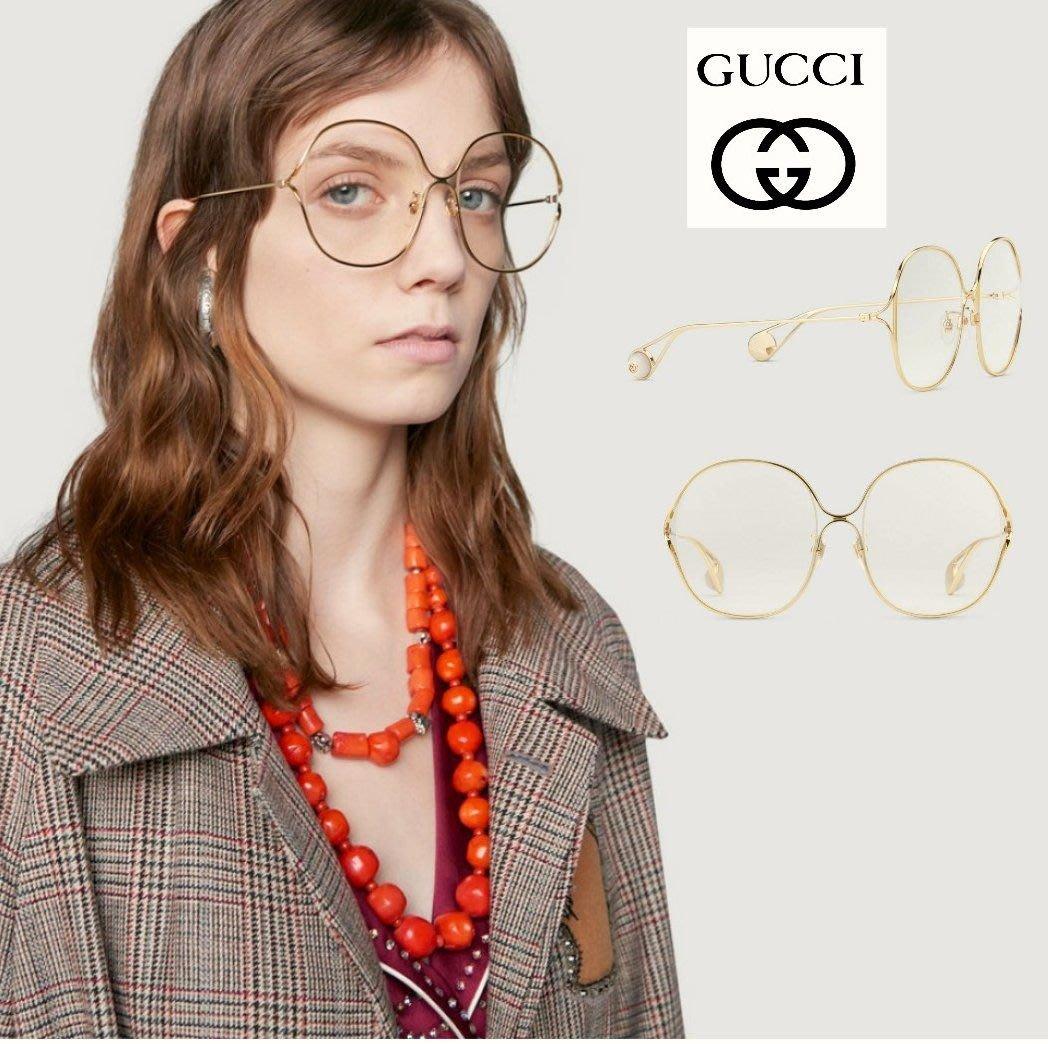 復古金屬框-眼鏡
