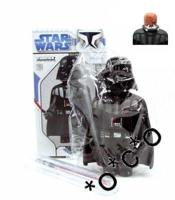 全新 星球大戰 Medicom Star Wars Kubrick Series 10 - Darth Vader 黑武士 ( SW EP3 ) 1 款