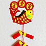 〔小玩子〕新年 兒童勞作 不織布吊飾 春節 DIY材料包 美勞 兔剪裁 全現貨出貨迅速  兒童貼畫   安親班教材