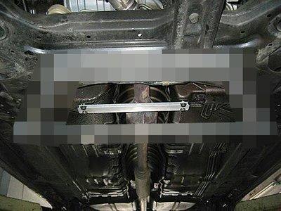CS車宮車業 SPR 前下結構桿 (一字型) 三菱 GRUNDER