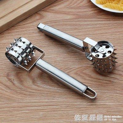 敲肉錘鬆肉錘不銹鋼牛排錘子錘肉器牛肉錘嫩肉針嫩肉器豬排錘工具