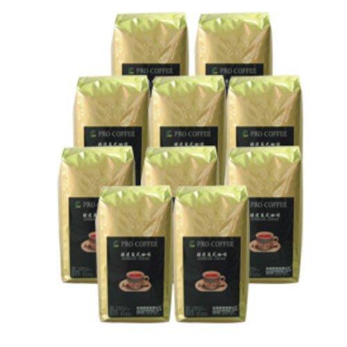 優質精選義式咖啡豆-1磅*10入裝--【良鎂咖啡精品館】