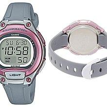 日本正版 CASIO 卡西歐 STANDARD LW-203-8AJF 女錶 女用 手錶 日本代購