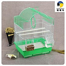 鳥籠 小型方形鳥籠  八哥鷯哥金屬鳥籠