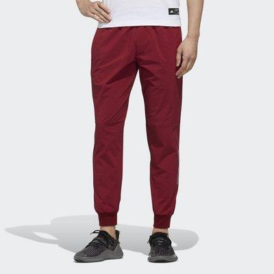 19ss Adidas 愛迪達 梭織長褲 透氣舒適 拉鏈時尚高品質長褲 運動褲 男士梭织裤S-XXL 款號:EH3772