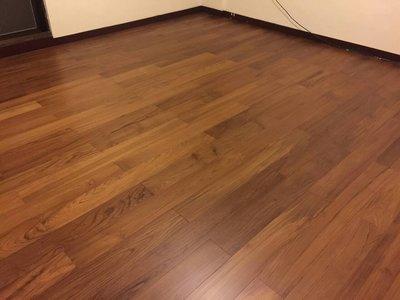 【緬甸柚木實木地板-台光柚木】柚木實木地板✶Teak ✶ - 15 X 140 MM
