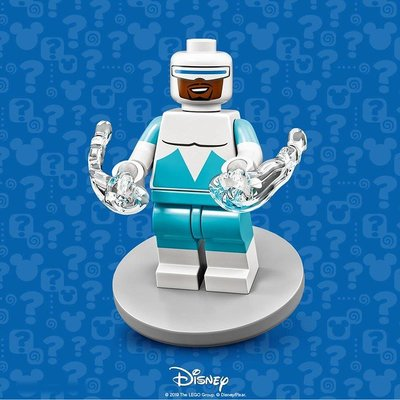 現貨【LEGO 樂高】積木 / 人偶包系列 迪士尼2 DISNEY 71024 | #18 超人特攻隊 酷冰俠