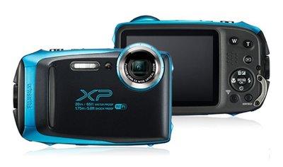 [富豪相機]FUJIFILM FinePix XP130防水相機 防涷 防震 防塵(公司貨)~藍黑色 恆昶公司貨