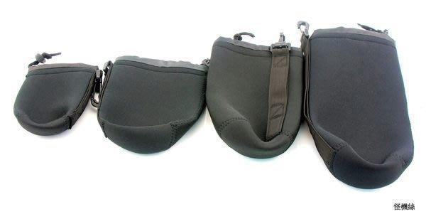 怪機絲   YP-9-013-2 ~5 鏡頭袋 鏡頭筒 鏡頭包 鏡頭保護袋 加大加厚 潛水料 四種尺寸 均一價