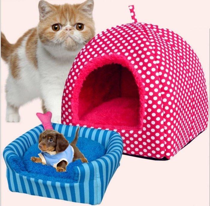 【皮蛋媽的私房貨】BED0464蒙古包-可拆可洗寵物窩-沙發床/寵物床/貓窩/狗窩/貓床/狗床/睡墊軟墊-寵物床貓床-L