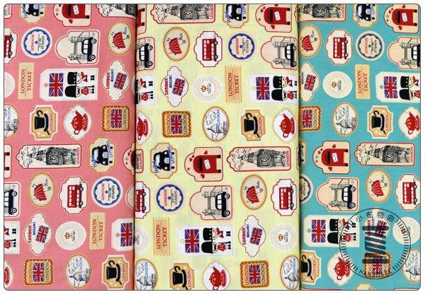 ✿小布物曲✿童話故事系列-1 窄幅110CM 日本進口100%純棉布料質感優 共3色 單價/尺