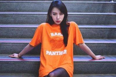 ANWAR CARROTS X RARE PANTHER TEE ORANGE 橘 聯名款 短袖T恤