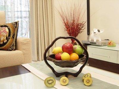 【永晴峇里島】巴里島全新的精美造型木製水果盤-水果盤10