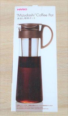日本 HARIO Mizudashi Coffee Pot 冰淬 咖啡壺1000ml   冷泡茶壺 1800580