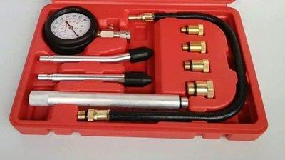 汽缸壓力錶 汽車機車兩用多功能加長杆汽缸壓力錶 氣缸檢測錶(外銷)