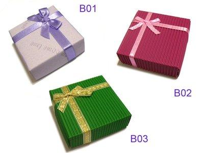 風姿綽約--禮盒(B01) ~適合本站手環,吊飾