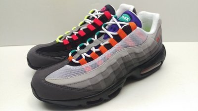 Nike Air Max 95 OG WHAT THE Greedy Neon 反光3M  9.5