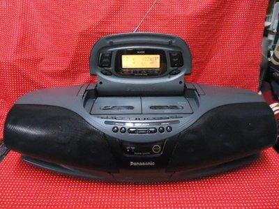 ~【白姫の部屋】~ Panasonic 國際牌 RX-DT75 手提音響 眼鏡蛇 收錄放音機 重低音 CD 日本製
