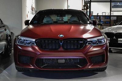 BMW 2018 F90 M5 First Edition (消光紅) 滿配 代辦進口外匯車