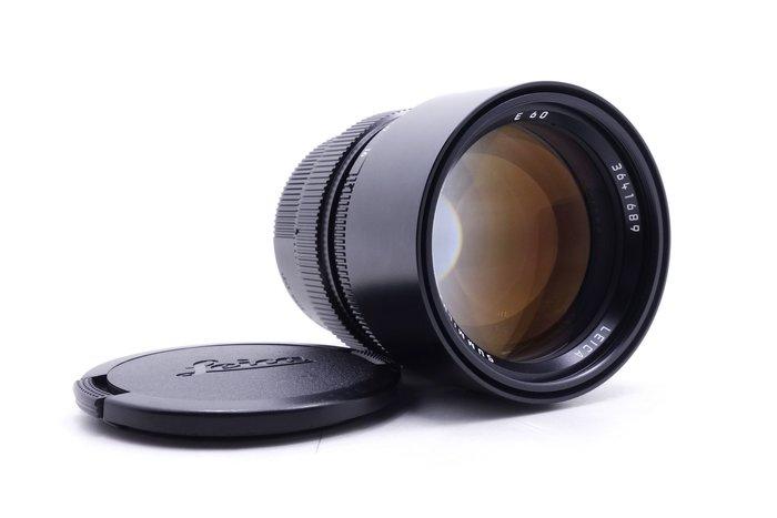 【台中青蘋果】徠卡 Leica Summilux-M 75mm f1.4 E60 加拿大製 M鏡 鏡頭 #11424