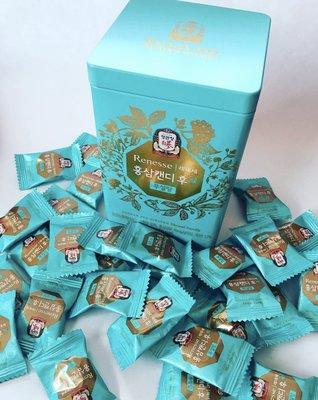 [現貨] 韓國直送正官庄 原廠原裝 Renesse '喉' 紅蔘糖 高麗蔘糖 喉糖160g 非代理商產品