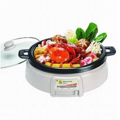 鍋寶4L 多功能料理鍋 EC-4012