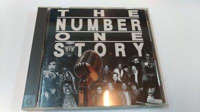 專輯 D4-2de☆1993年『THE NUMBER ONE STORY 冠軍的故事』9548-32445-2