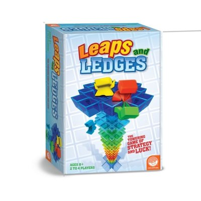 大安殿實體店面 Leaps & and Ledges 跳躍高塔 MindWare 正版益智桌遊