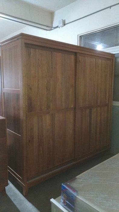 戀戀小木屋  全樟木7*7尺衣櫃  全原木衣櫃  現貨款