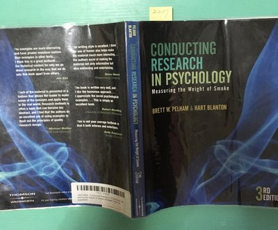 2007_Conducting Research in Psychology_3/e