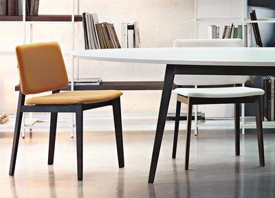 =Mills訂製家具=復刻 Lema 餐椅 書椅 化妝椅 實木椅子 休閒椅 洽談椅 咖啡廳椅 北歐餐椅