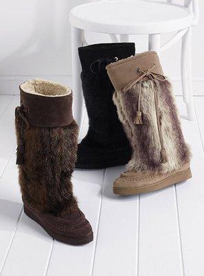 ☆°╮VS流行館╭°☆維多利亞的秘密Victoria's Secret◎毛絨俏麗保暖長靴(現貨在台)