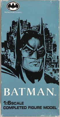 二手 Tsukuda Hobby 1/6 SVM-09 蝙蝠俠 BATMAN RETURNS 大膠