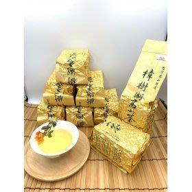 樟樹湖高山茶4件組(共1斤/真空四兩裝)