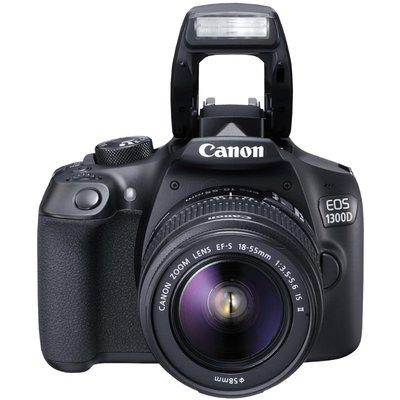 Canon 1300D Kit 18-55mm 攜碼 遠傳月租1399 千元帳單免預繳 門號價1元 台灣公司貨