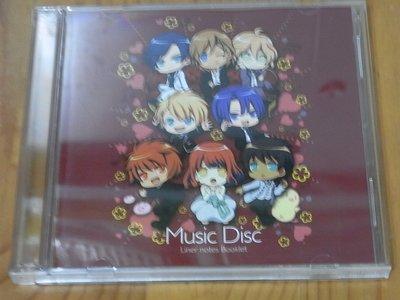 【小蕙館】PSP~ 歌之☆王子殿下♪MUSIC ~ 特典CD