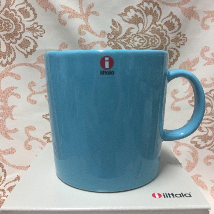 芬蘭國寶品牌 iittala Teema 系列馬克杯_土耳其藍(大)_全新品