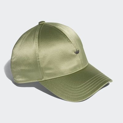 【Footwear Corner 鞋角】Adidas OG Satin Green Caps 愛迪達小三葉草鐵牌緞面老帽