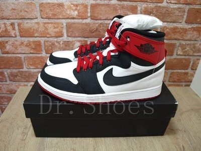 【Dr.Shoes 】 Nike Air Jordan 1 Retro Ko Hi AJ1 (白黑紅)  喬丹1代 402297-110 US:10.5