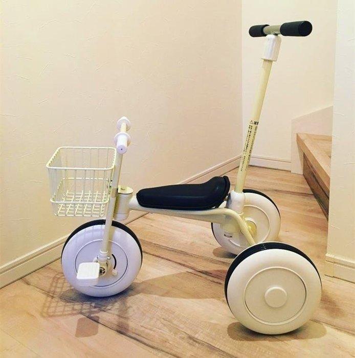 童三輪車腳踏車1-3歲幼兒輕便手推車自行車