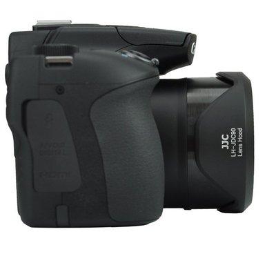 JJC Canon PowerShot SX60 HS 可反扣 遮光罩 太陽罩 蓮花罩 蓮花型 DC90 台中市