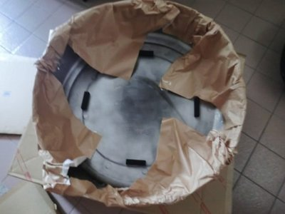 TOYOTA/ 豐田 RAV4 09~12年 原廠備胎蓋、原廠後視鏡、原廠水箱護罩  原廠大燈