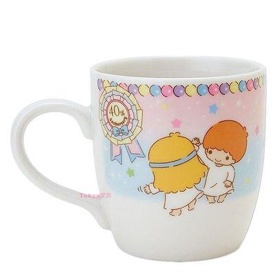東京家族 雙子星 陶瓷杯 40週年紀念