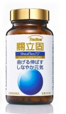 ☆關立固FlexNow☆乳油木果萃取 日本製 公司貨 各大醫院診所醫生推薦 特價300粒$2850含運 (另有3入禮盒)