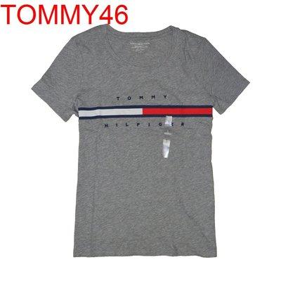 【西寧鹿】Tommy Hilfiger T-SHIRT 絕對真貨 可面交 TOMMY46