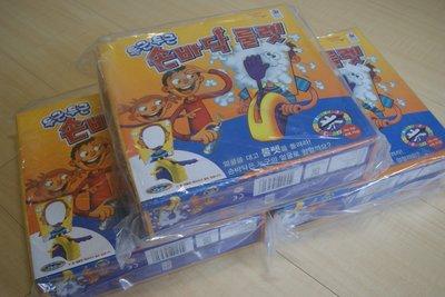 進口正版現貨 韓國Rocket Pie Face Game瘋狂大冒險/整人奶油打臉砸派機/命運派對玩具桌遊 交換聖誕禮物