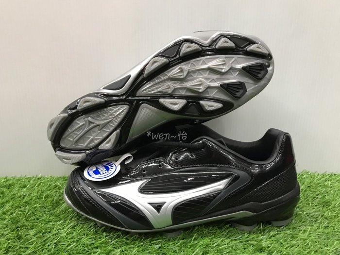 *wen~怡棒壘 19年 上半季 新款 Mizuno SELECT 9壘球鞋(11GP172009)現貨特價1320元