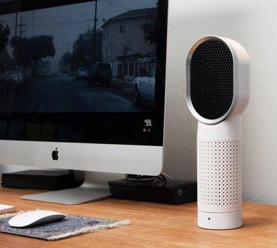桌上型空氣濾淨機 一年保固 USB供電...